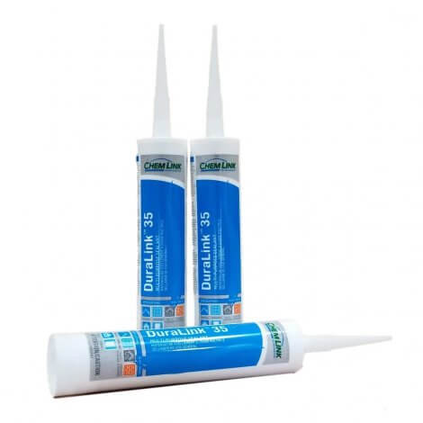 ChemLink DuraLink 35 Sealant White 10.1oz Cartridge