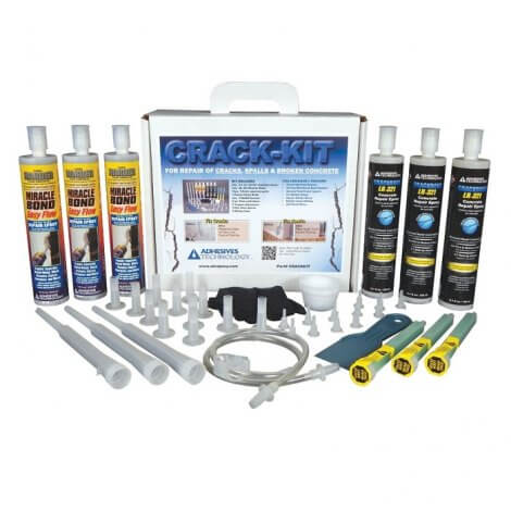 Adhesives Technology Crack-Kit CRACK