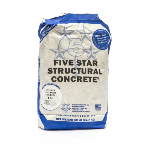 Five Star Products Five Star Structural Concrete ES 29400