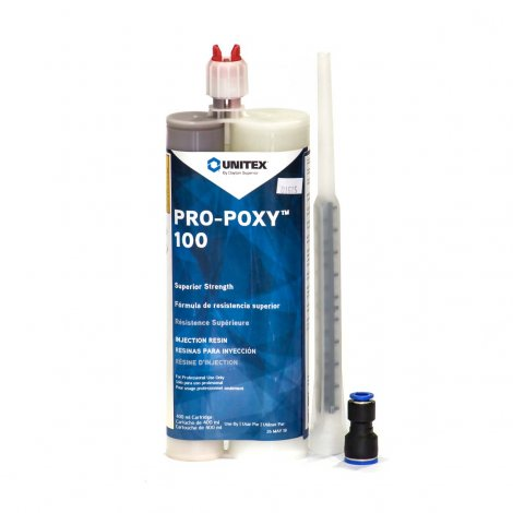 Unitex Pro-Poxy 100 Cartridge 140070