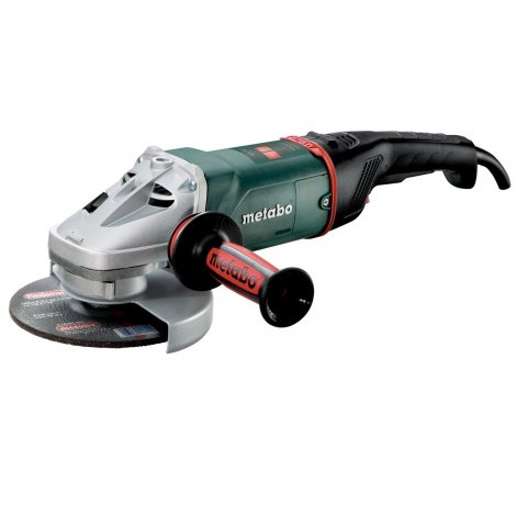 "Metabo W 24-180 MVT Non-Locking 7"" Angle Grinder US606466760"