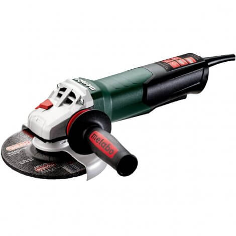 """Metabo WEP 15-150 Quick 6"""" Angle Grinder 600488420"""