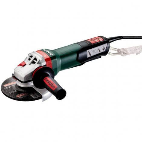"""Metabo WEPBA 17-150 Quick DS 6"""" Angle Grinder 600553420"""