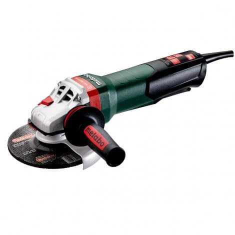 "Metabo WPB 12-150 Quick 6"" Angle Grinder 600432420"