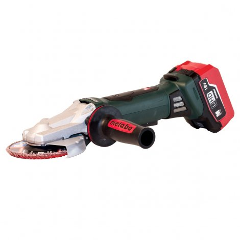 Metabo WPF 18 LTX 125 Cordless Flat Head Angle Grinder US613070620