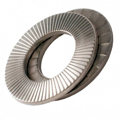 "Nord-Lock 3/4"" Locking Washer Oversized Carbon Steel 1305"