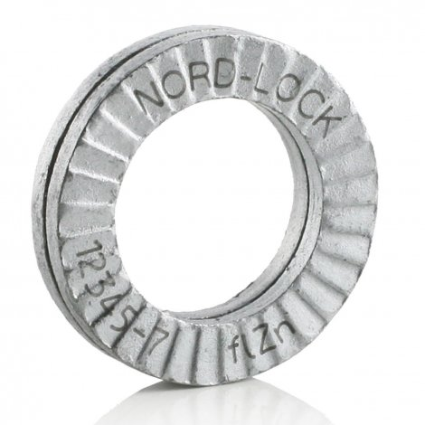 "Nord-Lock 7/8"" Locking Washer Stainless Steel 1128"
