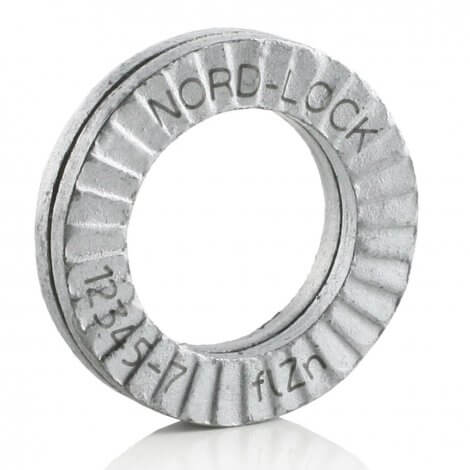 "Nord-Lock 1"" Locking Washer Oversized Stainless Steel 1334"