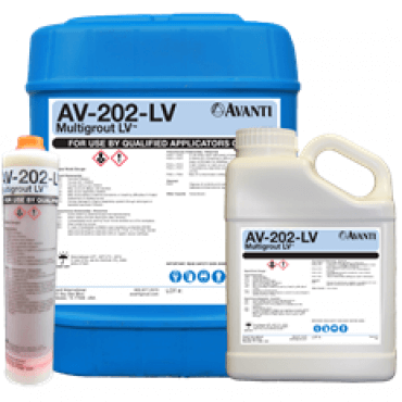 Avanti AV-202 Multi Grout LV 10.5oz Cartridge