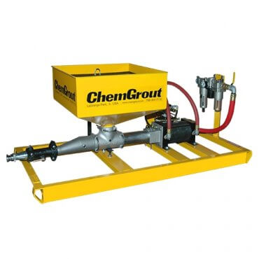 Chemgrout CG-030/H Piston Grout Pump Hydraulic