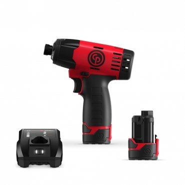 "Chicago Pneumatic 8818K Cordless Wrench Kit 1/4"" 8941088181"