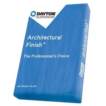 Dayton Superior Architectural Finish 40lb Bag 308236