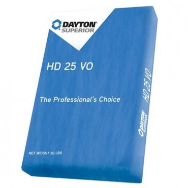 Dayton Superior HD 25 VO 50lb Bag 67458
