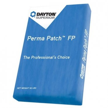 Dayton Superior Perma Patch FP 50lb Bag 308246