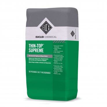 Euclid Thin-Top Supreme 50lb Bag 160T 50