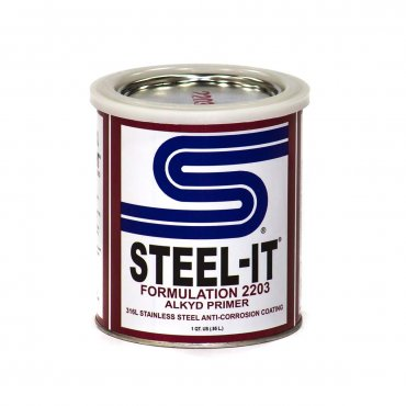 Steel-It Alkyd Primer Quart 2203Q
