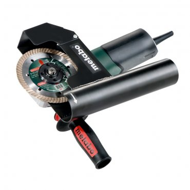 """Metabo W 12-125 HD SET TuckPoint 5"""" Angle Grinder 600408690"""