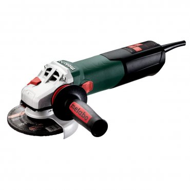 """Metabo W 12-125 Quick 5"""" Angle Grinder 600398420"""