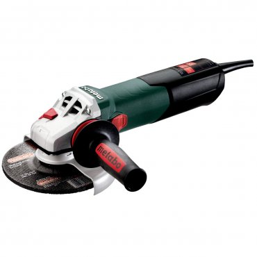 """Metabo W 12-150 Quick 6"""" Angle Grinder 600407420"""