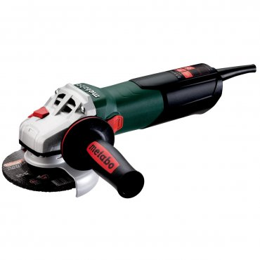 """Metabo W 9-115 Quick 4 1/2"""" Angle Grinder 600371420"""