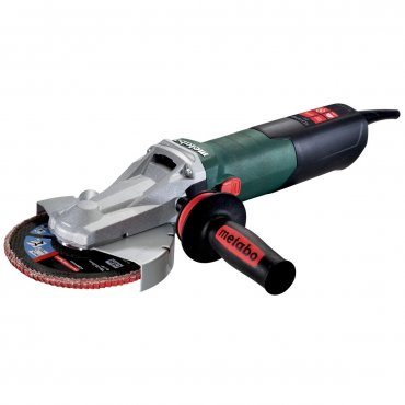 """Metabo WEF 15-150 Quick 6"""" Flat-Head Angle Grinder 613083420"""