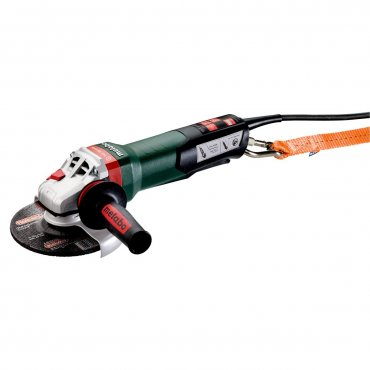 """Metabo WPB 12-150 Quick DS 6"""" Angle Grinder 600445420"""