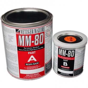 Metzger McGuire MM-80 Joint Filler Standard Gray 1 Gal