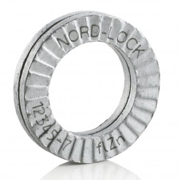 "Nord-Lock 1/2"" Locking Washer Oversized Stainless Steel 1110"