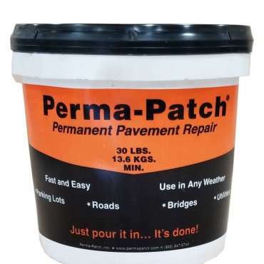PermaPatch Asphalt Patch Pail PP-30-CP