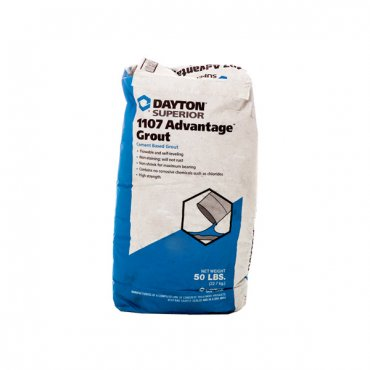 Dayton 1107 Advantage Grout 67435