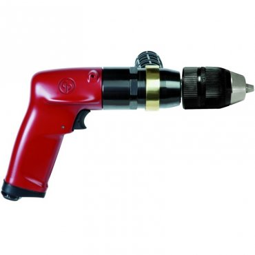 Chicago Pneumatic CP1117P09 Key Chuck Drill 1HP