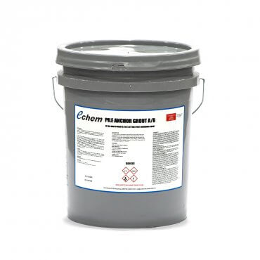 E-Chem Pile Anchor Grout
