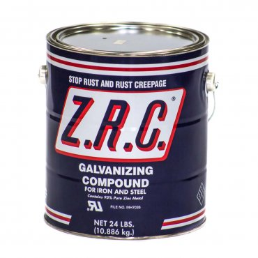 ZRC Cold Galvanizing Compound Gallon