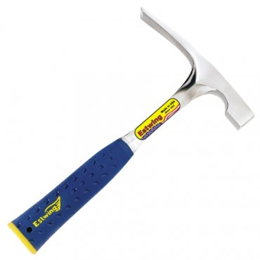 Kraft Tool 24 oz Cushion Grip Estwing Masons Hammer BL324