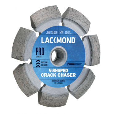 "Lackmond Diamond Crack Chaser 8"" CKV8250"