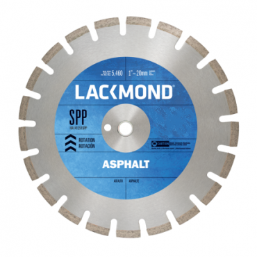 "Lackmond Products Asphalt Blade 14"" HA141251SPP"