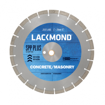 "Lackmond Diamond Blade 14"" SG14SPP PLUS"