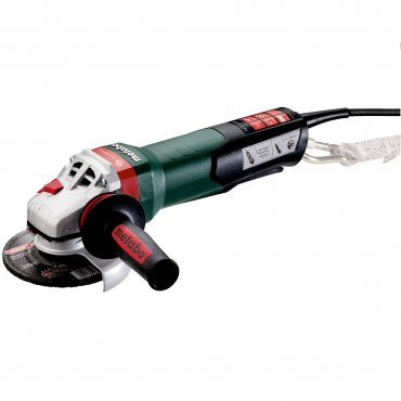 "Metabo WEPBA 17-125 Quick DS 5"" Angle Grinder 600549420"