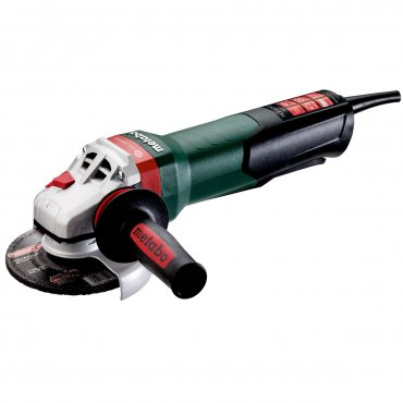 "Metabo WEPBA 17-125 Quick 5"" Angle Grinder 600548420"