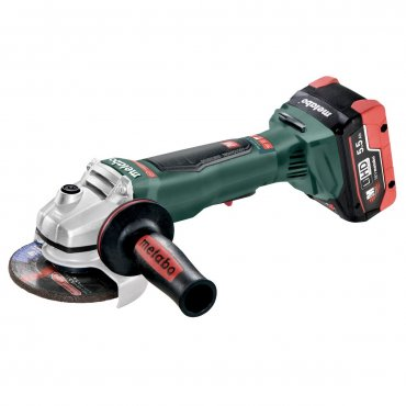 Metabo WPB 18 LTX 115 BL 5.5 Cordless Angle Grinder 613074620