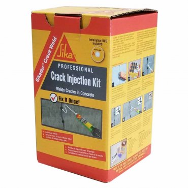 Sika Sikadur Crack Weld Injection Kit 432903