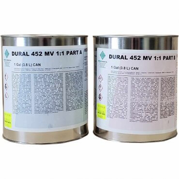 Euclid Dural 452 MV 2 Gallon