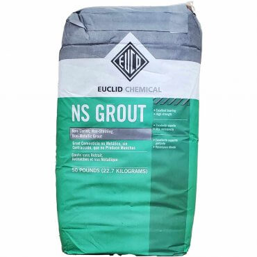 Euclid NS Grout Non-Shrink 50lb Bag