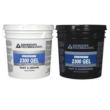 Adhesives Technology Crackbond 2300 GEL BUG-2300