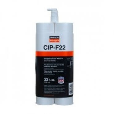 Simpson Strong-Tie CIP-F22 Crack Injection 22oz Cartridge