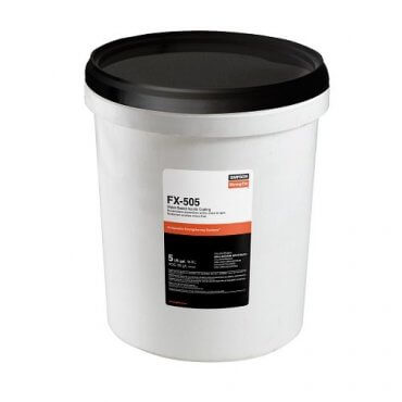 Simpson Strong-Tie FX-505 Water Based Acrylic Coating Medium Gray 5 Gal