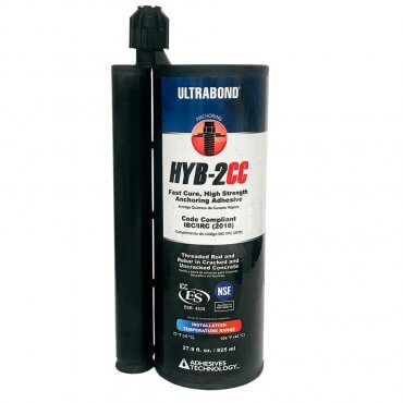 Adhesives Technology Ultrabond HYB-2CC 28oz